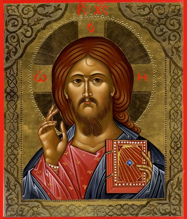 фото иконы иисуса:
